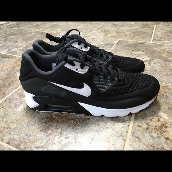 Nike Air Max 90 Ultra SE BlackWhite size 10.5 New
